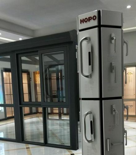 重庆门窗安装案例
